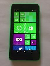 NOKIA LUMIA 630 IN GREEN MOBILE PHONE **FACTORY UNLOCKED**