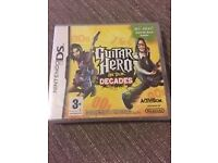 Ds Game Guitar hero