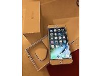 iphone 6+ 16gb unlocked to any network immaculate condition