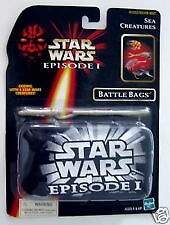 Star Wars Episode 1 Phantom Menace Battle Bags Sea Creatures Act Edmonton Edmonton Area image 1