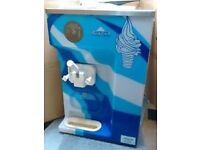 Carpigiani Ice Cream Machine . Soft whip