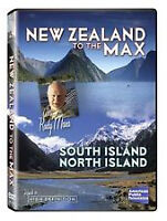 New Zealand to the Max (DVD, 2007)
