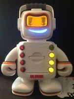 PLAYSKOOL ALPHIE THE LEARNING TALKING ELECTRONIC ROBOT only 19$
