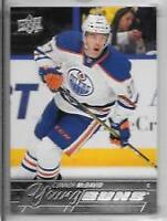 Connor Mcdavid Young Guns Rookie Card