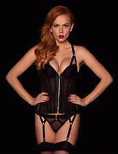 Honey Birdette Vicki Vette Corset BNWT Size 12b Cremorne North Sydney Area Preview