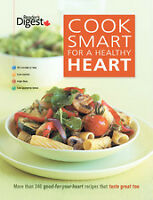 Cook Smart for a Healthy Heart Book