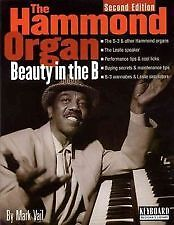 Livre 'The Hammond organ Beauty in the B' de Mark Vail