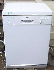 44 Bosch SGS43T62 60cm Wide 5 Program 14 Place Setting Dishwasher 1 YEAR GUARANTEE FREE DEL N FIT