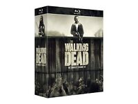 The Walking Dead 1-6 boxset