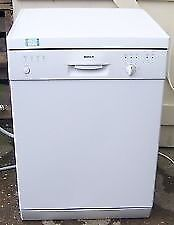 87 Bosch SGS43T62 60cm Wide 5 Program 14 Place Setting Dishwasher 1 YEAR GUARANTEE FREE DEL N FIT