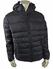 Lotto Men's Jonah II Bomber HD Pad Jacket (medium) - brand new in bag - black