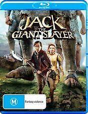 JACK THE GIANT SLAYER BLU RAY - NEW & SEALED BRYAN SINGER (X-MEN) NICHOLAS HOULT