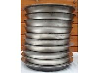 pizza pans and lids direct from the manufacturer save ££££££ssss best quality