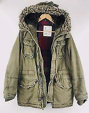Warm American Eagle Winter Jacket