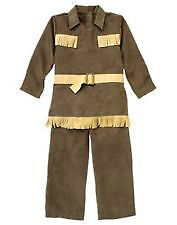 Boys Gymboree Pioneer Costume NEW Size 3-4