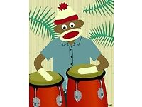 Experienced Percussionist available