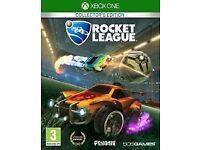 Xbox One. Rocket League, collector's edition Brand New & Sealed £23.00 o.n.o