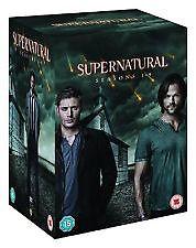 Supernatural Box Set 1-9 New