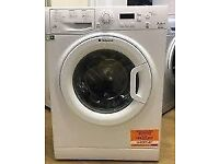 7KG HOTPOINT EXTRA WASHING MACHINE, NEW MODEL,BIG LED DISPLAY, 4 MONTHS WARRANTY