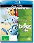 A Bugs Life Blu Ray