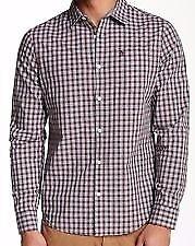 Penguin Heritage Slim Fit Check Shirt - Worn once - Size Medium