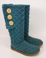 UGG Cardy Knit Boots  8e504f7ec