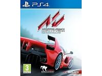 Assetto Corsa PS4 in Excellent Condition