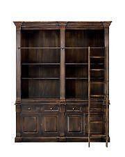 Antique Oak Bookcases