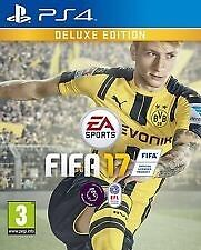 FIFA 17 DELUXE EDITION SEALED