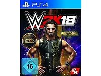 wwe 2k18 wrestlemania 34 edition ps4 no supercard code