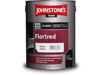 5l Yellow Safety floor paint