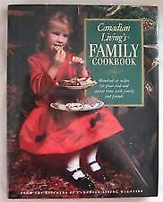 Canadian Living's Family Cookbook(hardcovered)