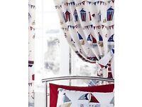Kids nautical curtains