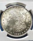 1921 Morgan Silver Dollar MS65
