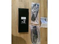 New Samsung 3D glasses x 2 pairs