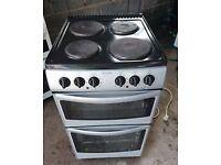 Silver belling cooker 50cm