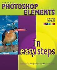 Photoshop elements book by Nick Vandome for windows and applemac in full colour