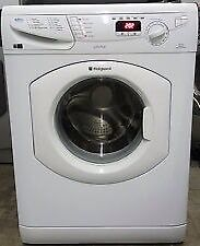 Hotpoint washing machine can deliver with warranty very reliable condition