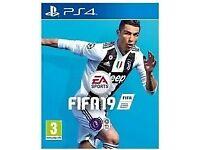 FIFA 19 (hardly used )