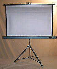Iso: Projector screen