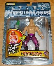 JAKKS WWF WRESTLEMANIA  TRIPLE H HHH FULLY LOADED WWE