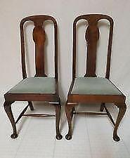 Merveilleux Queen Anne Dining Chairs