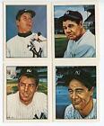 Vintage Baseball Card Lot Mantle
