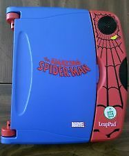 Spiderman Leap Pad system + 4 games Oakville / Halton Region Toronto (GTA) image 1