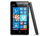 SPECIAL OFFER *** NOKIA LUMIA 820 + FREE SIM CARD EE SIM CARD WITH £10