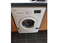 White beko 7kg washing machine