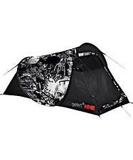 GELERT QUICK PITCH SS POP UP TENT 2 MAN NME PSYCHO ROCK FESTIVAL TENT BNIB