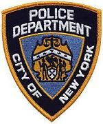 New York Police Patches