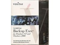 Veritas Backup Exec for Windows NT & 2000