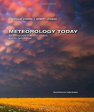 Meteorology Today  (Ahrens)